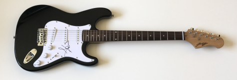 Alex Turner Signed Electric Guitar – £299